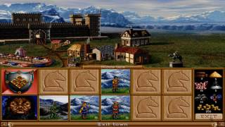 Heroes of Might and Magic 2 Gameplay: Session 5 (Beltway, Red, Normal, Knight)