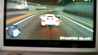 Tunnel SECRET de gta : liberty city stories PSP ! By ICE-T & et BIG !!!