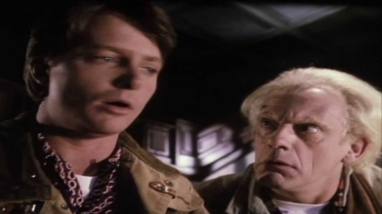 Back To The Future Part III - Official® Trailer