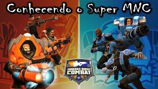 Super Monday Night Combat: Conhecendo o jogo