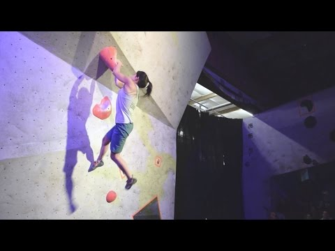 Northwest Boulderfest 2016 FINALS
