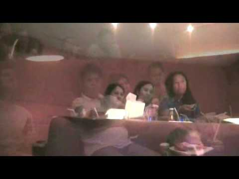 Bohol 2007 - 18) Karaoke at Red Box, Manila , Philippines