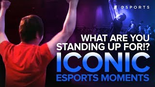 """Iconic esports moments: """"what are you standing up for!?"""" (evo 2015 - fgc)"""