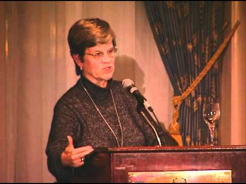 Kathleen Hall Jamieson Speaks at the Russell Sage Foundation Centennial