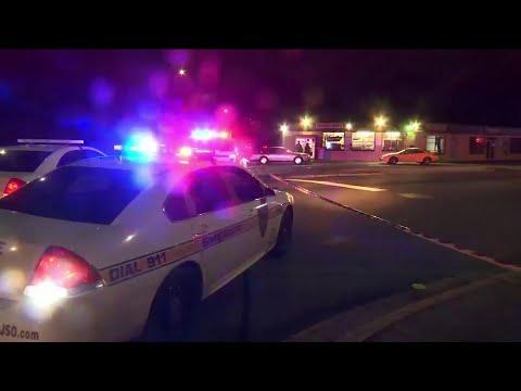 Violent crimes in Jacksonville