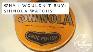 Shinola: Why I Wouldn