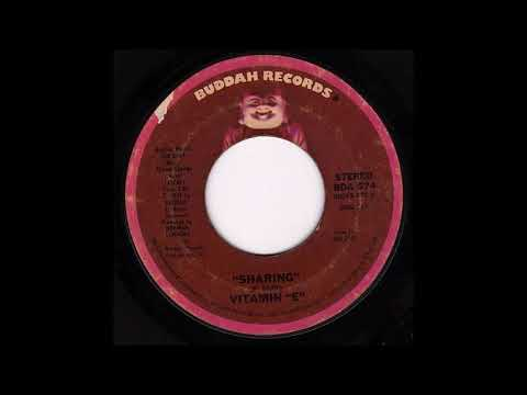 Vitamin E - Sharing (from vinyl 45) (1977)