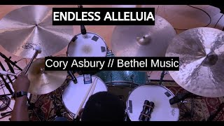 Download Endless Alleluiah (Live) // Cory Asbury // Bethel Music (Drum Cover) Mp3 and Videos
