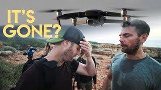 My DJI Mavic 2 Pro Drone VANISHED  |  Drone Fail