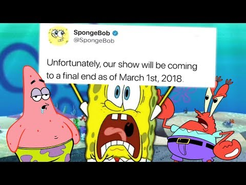 No, Spongebob is NOT ENDING on March 1st