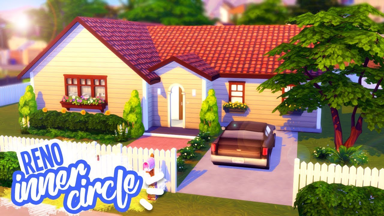 INNER CIRCLE RENOVATION | THE SIMS 4 SPEED BUILD