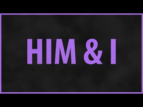 G-Eazy & Halsey - Him & I (Lyrics)