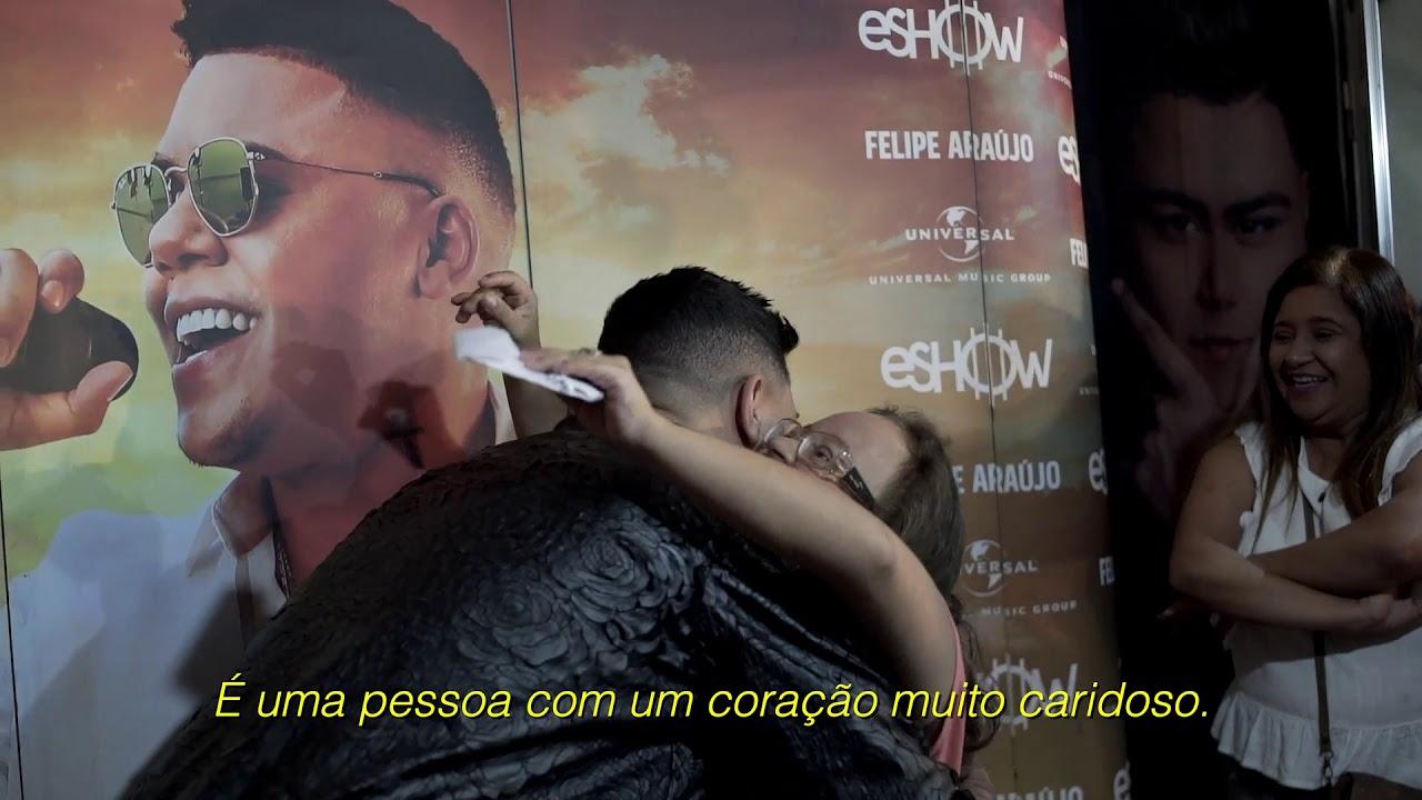 Felipe Araújo - Show em Taquaraçu de Minas - MG