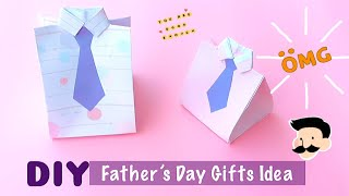DIY Father's day gift ideas 2021 / Handmade gift bag / Father's day gift bag ideas / Best gift ideas