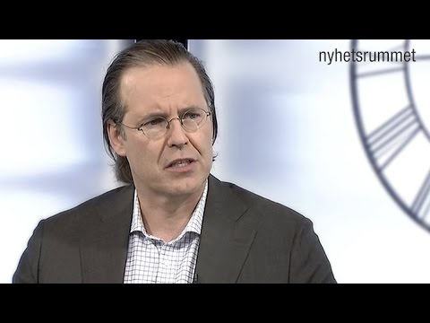Anders Borg avslöjar varför han har bytt fot   Nyhetsrummet