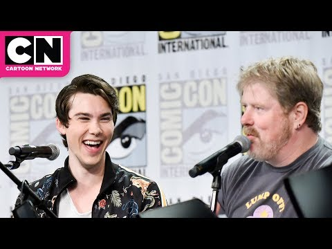 Adventure Time | Finale Panel San Diego Comic-Con 2018  | Cartoon Network