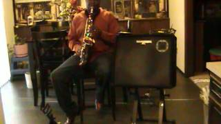 Gospel Saxophonist - More Than Anything