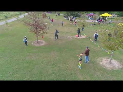 Aerial Footage: Katy Express Meet 10.12.19