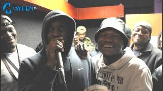 Saskilla, Flirta D, Rebler & Prince Rapid - Mayhem tv Grime Birthday Set part 1