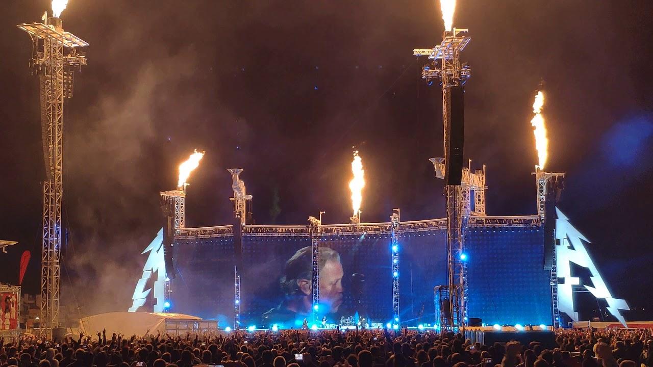 Metallica WorldWired Tour 2019 - Lisbon 2/5/2019