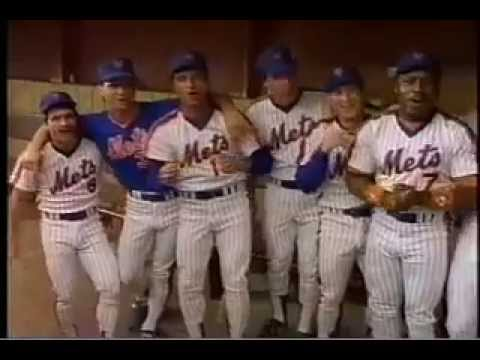 Let's Go Mets! The official theme song of the 1986 World Champion Mets