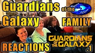 Guardians of the Galaxy AKIMA Reactions 1