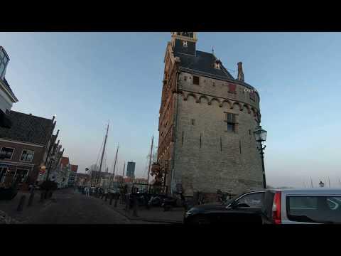 Walk around Hoorn in North Holland - The Netherlands