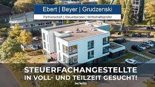Recruiting-Video | Steuerfachangestellte/r bei Ebert | Beyer | Grudzenski Castrop-Rauxel