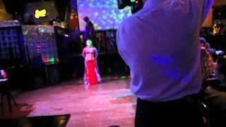 Carlye at Harem Night 2012