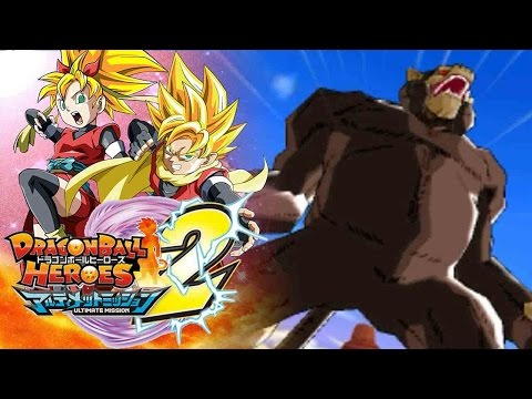 A NEW DRAGON BALL HERO ARRIVES!!! | Dragon Ball Heroes: Ultimate Mission 2 Gameplay