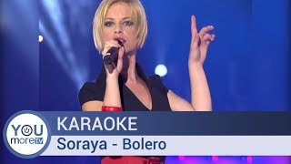 Karaoke Soraya - Bolero