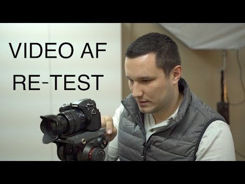 Panasonic G85 Video Autofocus Re-Test (Does +2 setting fix AF issues)