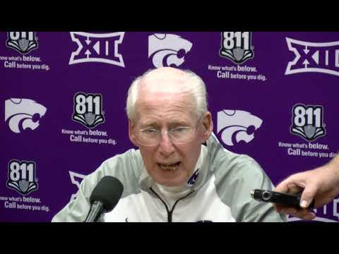 K-State vs Oklahoma: Bill Snyder Press Conference