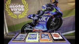 Teaser 20e anniversaire Moto Virus Lyon