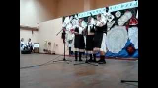 LOPARE - Majevičko posijelo (pjevanje u troje)