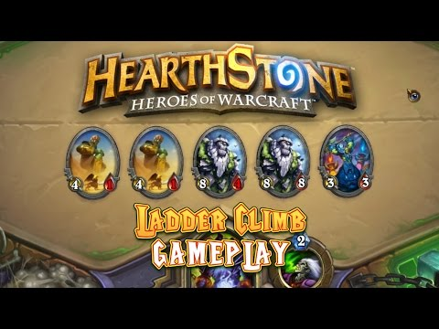 Hearthstone: Climbing The Ladder #1 (November 2014)