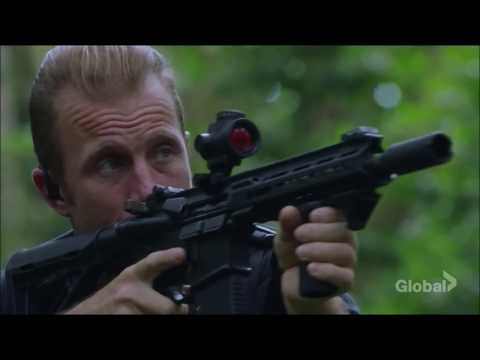 Hawaii Five-0: The Man Who Fell From The Sky (9.02) Blue Stahli - Let's Go