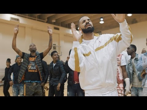 Drake feat. Blocboy JB -  Look Alive (New)