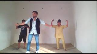 Punjabi bhangara group performance