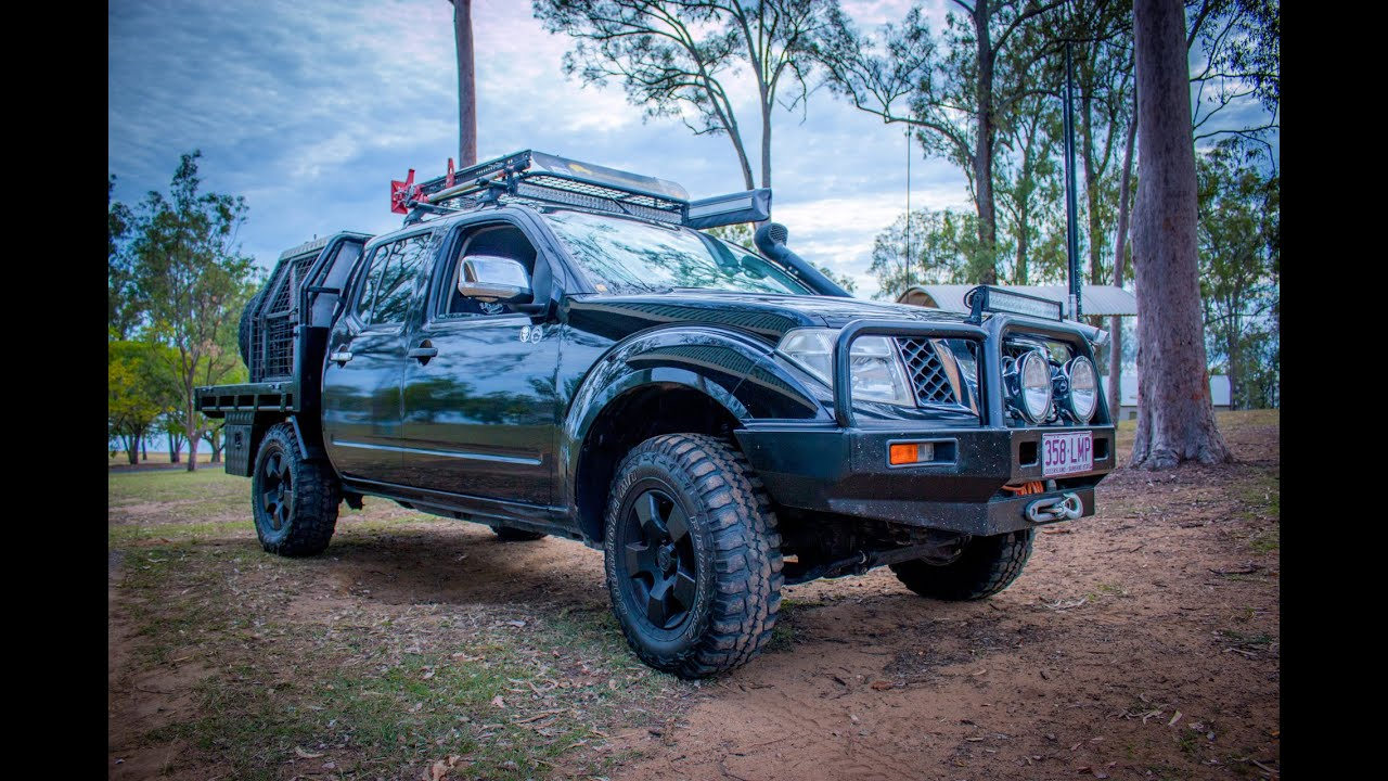 Nissan Navara Rig Walk Around Youtube