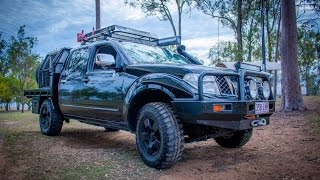 Nissan Navara Rig Walk Around
