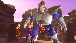 DRAGON BALL XENOVERSE - UN ENEMIGO GIGANTE #3