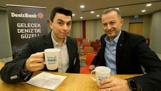 14.000 Bankacıdan Sorumlu Olmak - DenizBank İnsan Kaynakları Genel Müdür Yardımcısı Yavuz Elkin