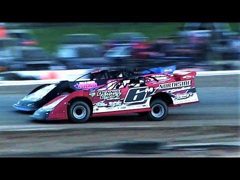 5-27-18 Late Model Heat 1 Merritt Speedway