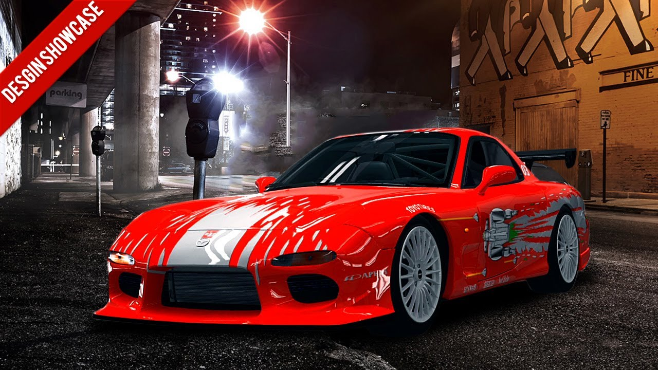 mazda rx7 fast and furious 6. forza horizon design showcase fast and the furious doms rx7 youtube mazda rx7 6 t