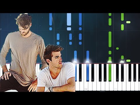 "The Chainsmokers - ""This Feeling"" Piano Tutorial"