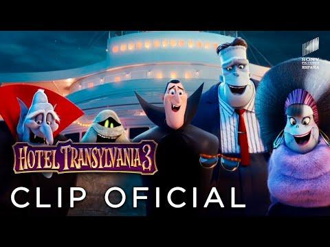 HOTEL TRANSILVANIA 3. La aventura más monstruosa del verano. En cines 13 de julio.