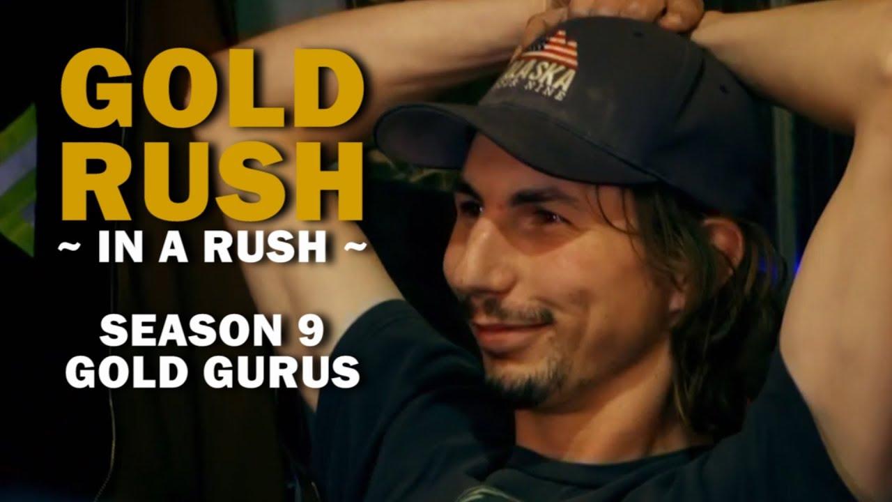 Gold Rush In A Rush Season 9 Special Episode Gold Gurus