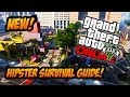 GTA 5 Online - NEW Hipster Survival Round 10 Solo Guide: Tips, Tricks & Gameplay! (GTA 5 DLC)