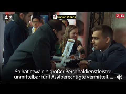 wien news  مصاحبه شغلی در بازار کار در وین اتریش